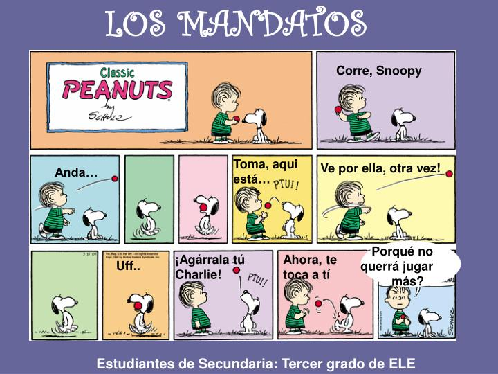Corre, Snoopy