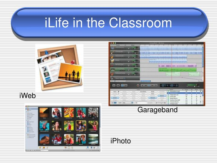 iLife in the Classroom