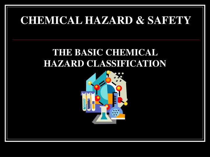 chemical safety powerpoint presentation