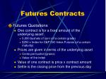 futures contracts2
