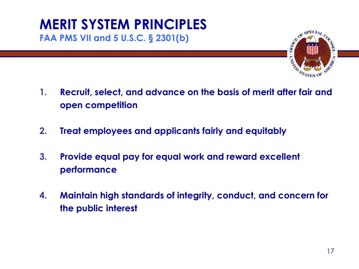 merit system The merit system is a system of rules and procedures similar to civil service, which governs classified school personnel its fundamental purpose is to insure that employees are selected, promoted, and retained without favoritism or prejudice, on the basis of merit and fitness.