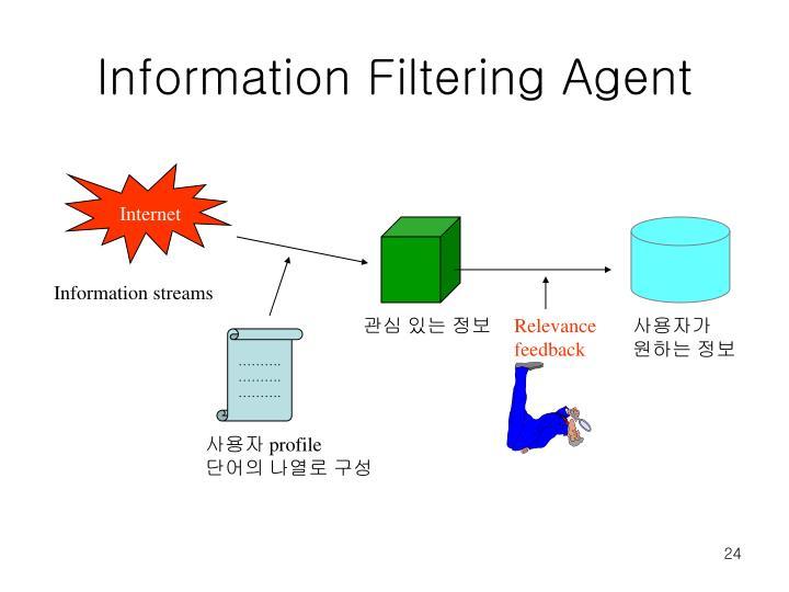 Information Filtering Agent