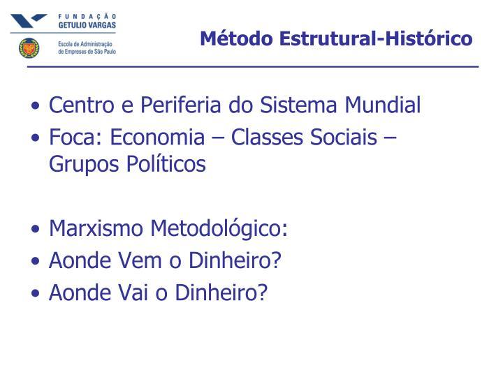 Método Estrutural-Histórico