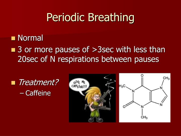 Periodic Breathing