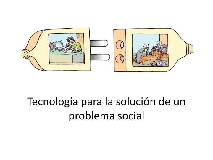 Ppt educaci n superior tecnolog a y la vivienda social for Tecnologia sostenible