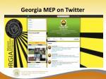 georgia mep on twitter