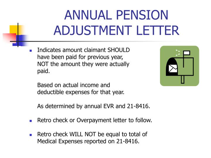 ANNUAL PENSION