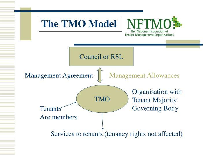 The TMO Model