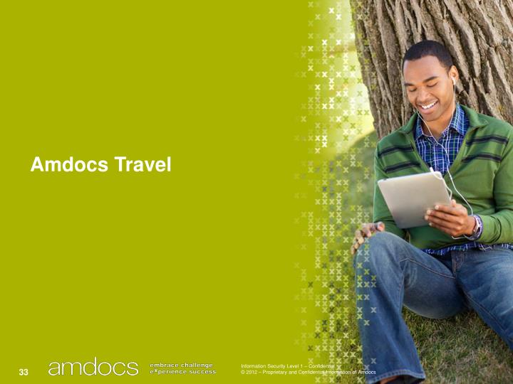 Amdocs Travel