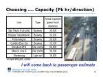 choosing capacity pk hr direction1