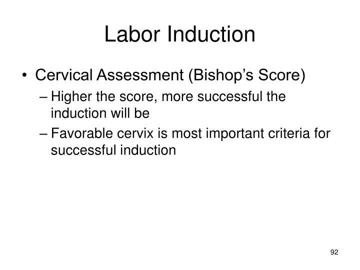 Labor Induction