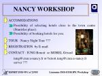 nancy workshop4