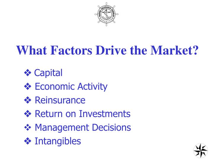 What Factors Drive the Market?