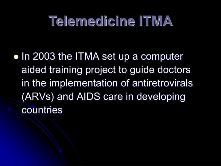 Telemedicine ITMA