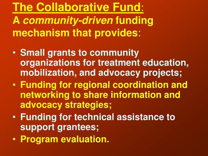 The Collaborative Fund