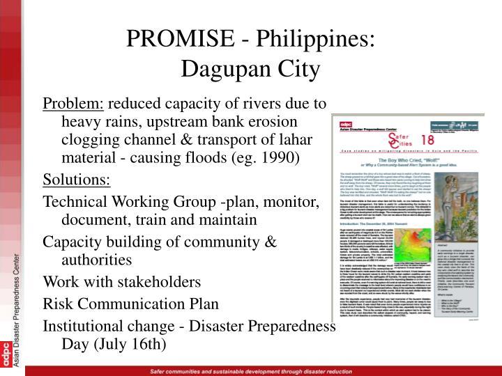 PROMISE - Philippines: