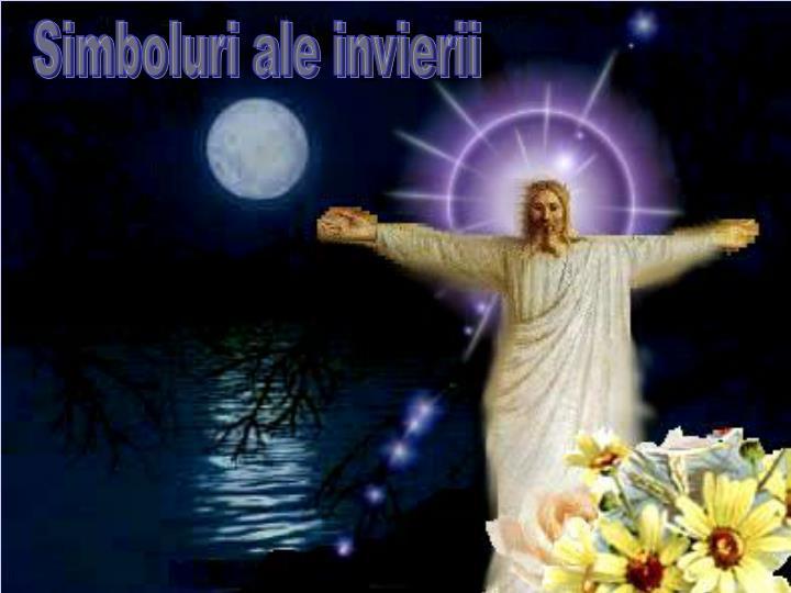 Simboluri ale invierii
