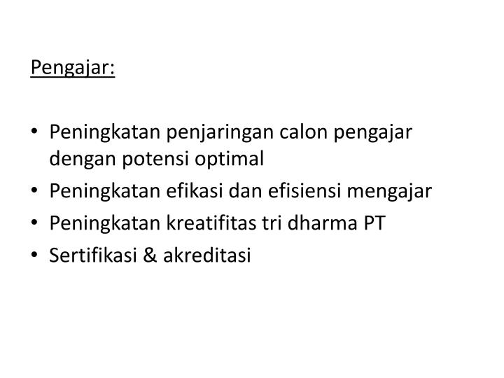 Pengajar