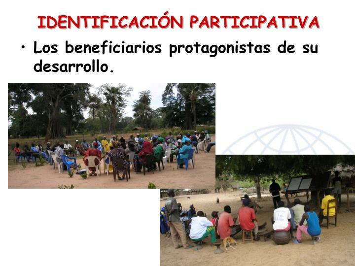 IDENTIFICACIÓN PARTICIPATIVA