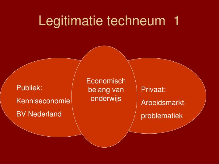Legitimatie techneum  1