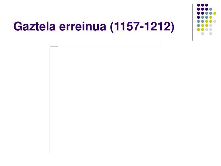 Gaztela erreinua (1157-1212)