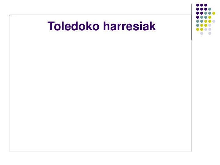 Toledoko harresiak