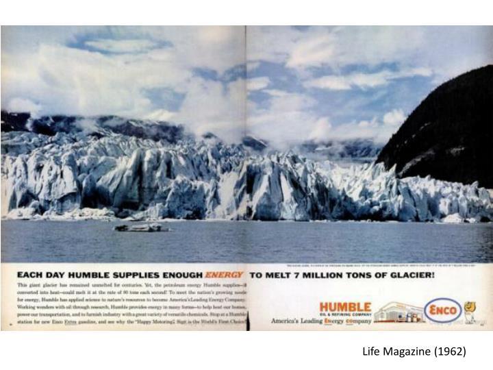 Life Magazine (1962)