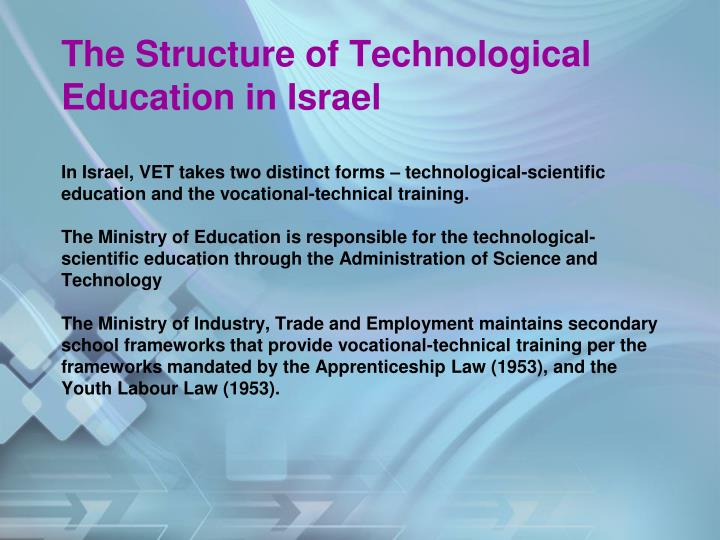 The Structure of Technological