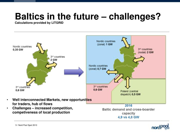 Baltics in the future – challenges?