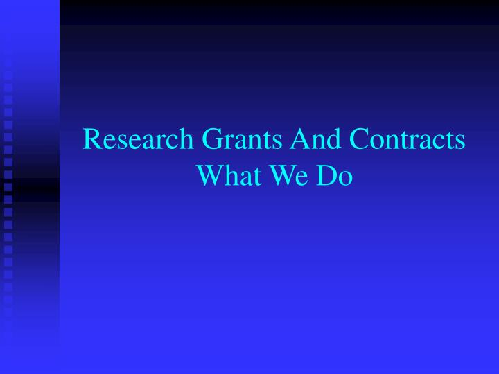 A research proposal usually consists of the following elements