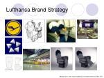 lufthansa brand strategy