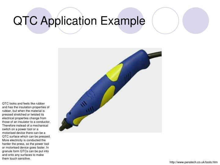 QTC Application Example