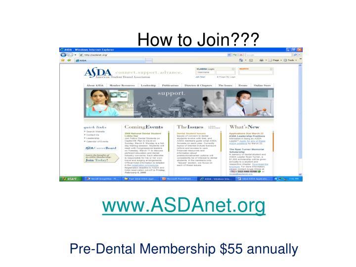 www.ASDAnet.org