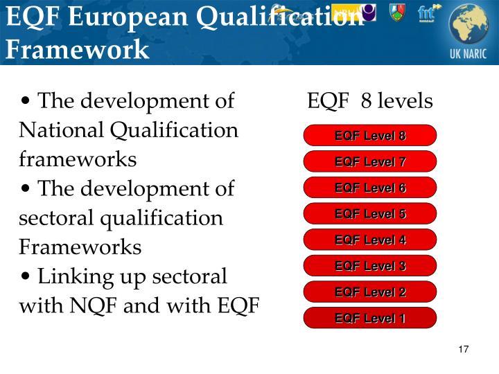 EQF Level 8