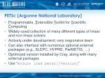 petsc argonne national laboratory