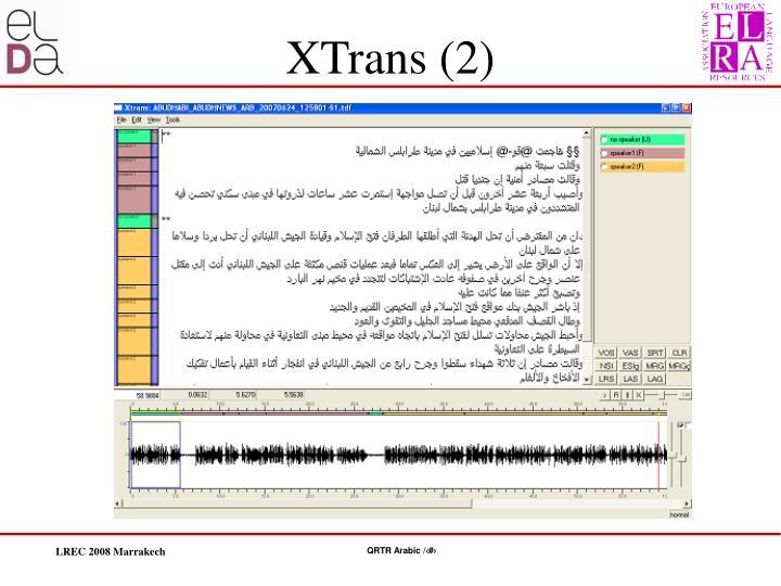 XTrans (2)