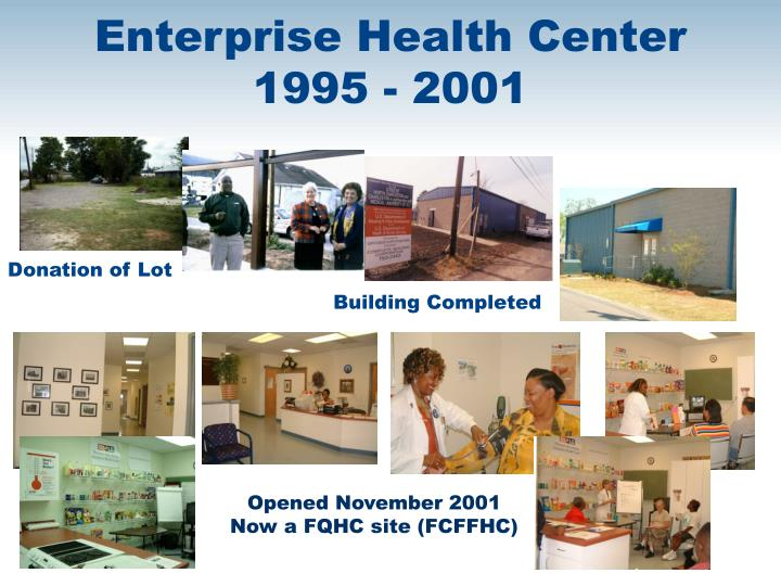 Enterprise Health Center