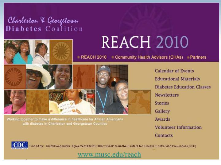 www.musc.edu/reach
