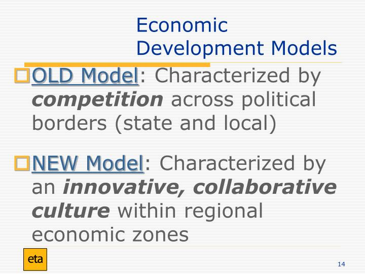 Economic Development Models