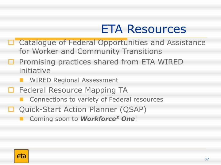 ETA Resources