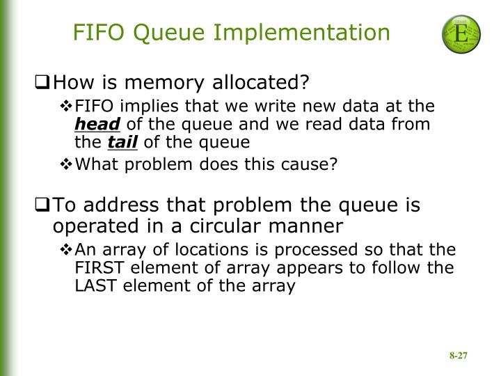 FIFO Queue Implementation