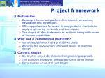 project framework