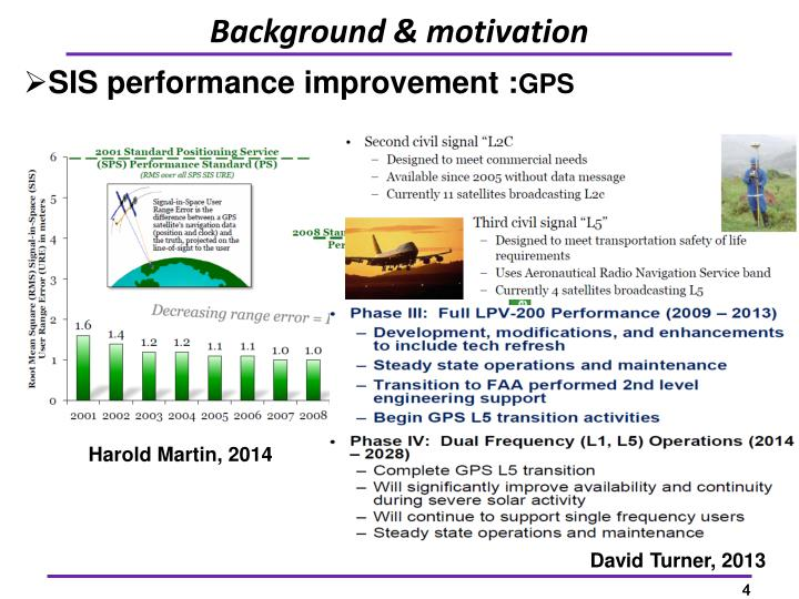 Background & motivation