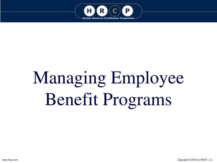 Managing Employee