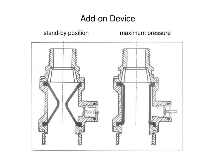 Add-on Device