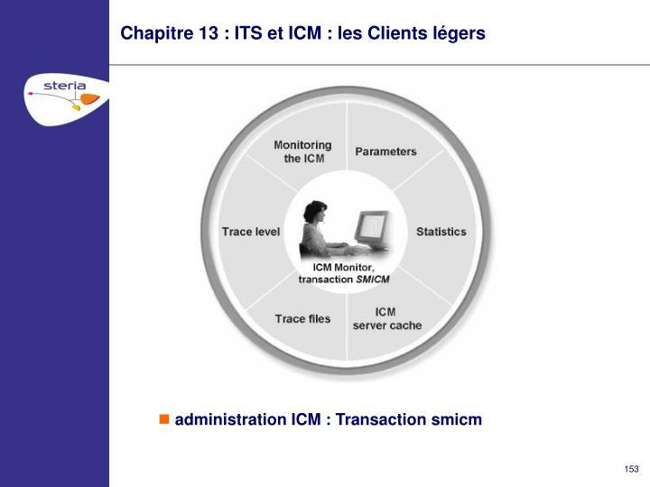 Chapitre 13 : ITS et ICM : les Clients légers