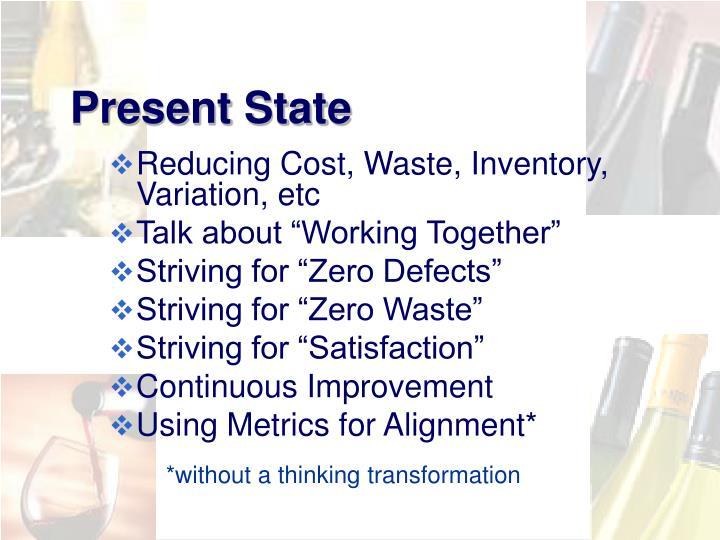 Present State