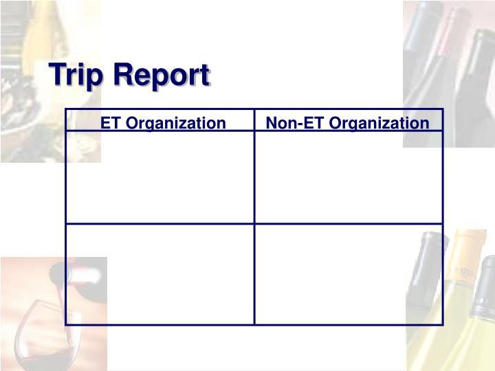 ET Organization