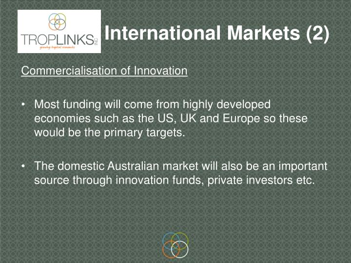 International Markets (2)