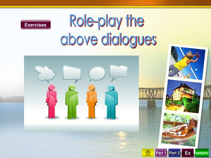 Role-play the